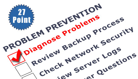 FREE 27 Point Problem Prevention Network Analysis